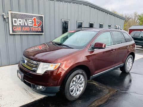 2010 Ford Edge Limited for sale at Drive 1 Car & Truck in Springfield OH
