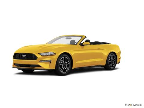 2018 Ford Mustang for sale at Apple Ford Of Lynchburg in Lynchburg VA
