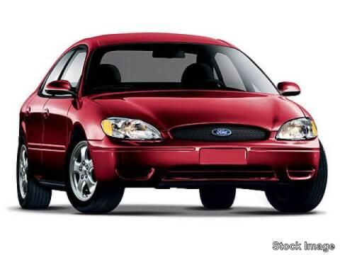 2007 Ford Taurus SEL for sale at Apple Ford Of Lynchburg in Lynchburg VA
