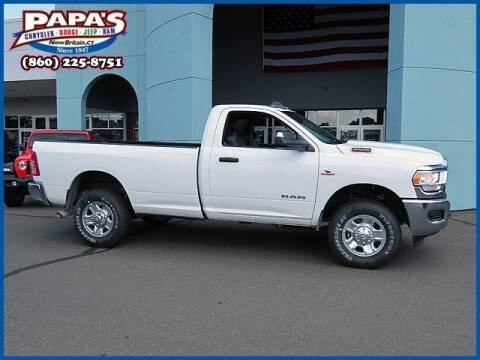2019 RAM Ram Pickup 2500 for sale at Papas Chrysler Dodge Jeep Ram in New Britain CT
