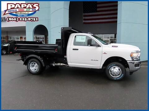 2019 RAM Ram Chassis 3500 for sale at Papas Chrysler Dodge Jeep Ram in New Britain CT