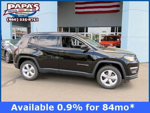 2020 Jeep Compass for sale at Papas Chrysler Dodge Jeep Ram in New Britain CT