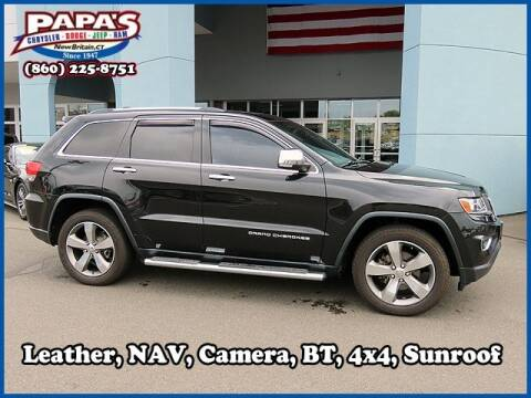 2014 Jeep Grand Cherokee Limited for sale at Rob at Papas Jeep Ram in New Britain CT