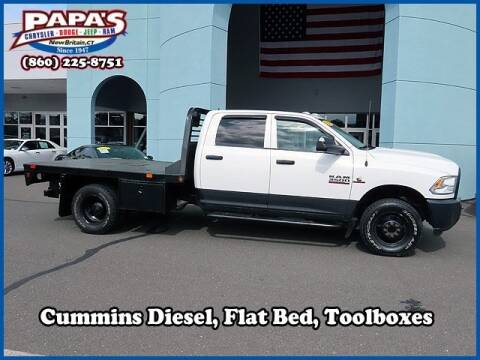 2014 RAM Ram Chassis 3500 Tradesman for sale at Rob at Papas Jeep Ram in New Britain CT