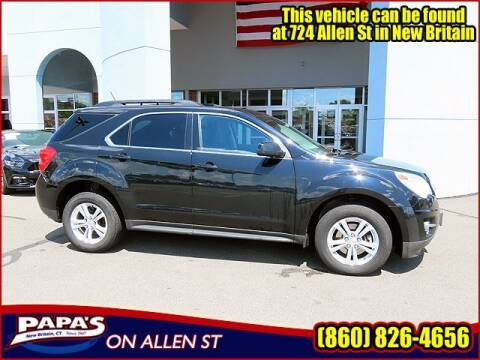 2015 Chevrolet Equinox for sale at Papas Chrysler Dodge Jeep Ram in New Britain CT