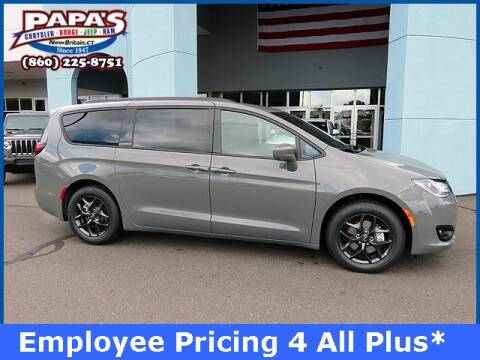 2020 Chrysler Pacifica for sale at Papas Chrysler Dodge Jeep Ram in New Britain CT