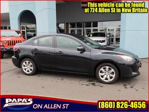 2012 Mazda MAZDA3 for sale at Papas Chrysler Dodge Jeep Ram in New Britain CT
