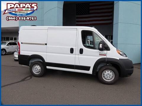 2020 RAM ProMaster Cargo for sale at Papas Chrysler Dodge Jeep Ram in New Britain CT