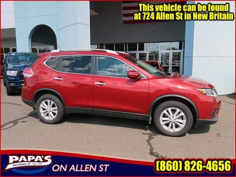 2014 Nissan Rogue for sale at Papas Chrysler Dodge Jeep Ram in New Britain CT