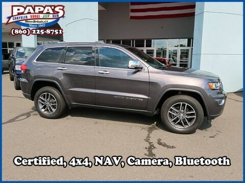 2017 Jeep Grand Cherokee for sale at Papas Chrysler Dodge Jeep Ram in New Britain CT