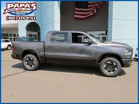 2020 RAM Ram Pickup 1500 for sale at Papas Chrysler Dodge Jeep Ram in New Britain CT