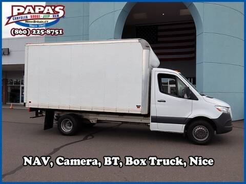 2019 Mercedes-Benz Sprinter Cab Chassis for sale at Papas Chrysler Dodge Jeep Ram in New Britain CT