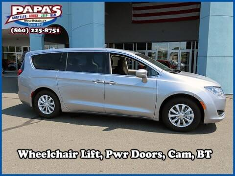 2018 Chrysler Pacifica for sale at Papas Chrysler Dodge Jeep Ram in New Britain CT
