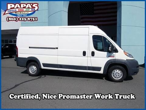 2017 RAM ProMaster Cargo for sale at Papas Chrysler Dodge Jeep Ram in New Britain CT