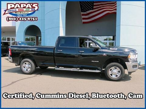2019 RAM Ram Pickup 3500 for sale at Papas Chrysler Dodge Jeep Ram in New Britain CT