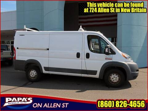 2014 RAM ProMaster Cargo for sale at Papas Chrysler Dodge Jeep Ram in New Britain CT