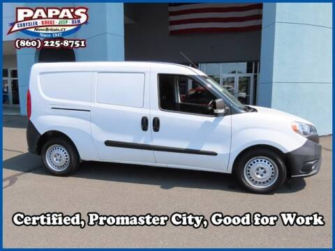 2016 RAM ProMaster City Cargo for sale at Papas Chrysler Dodge Jeep Ram in New Britain CT