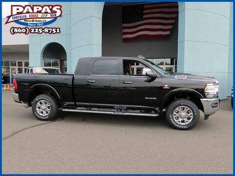 2020 RAM Ram Pickup 3500 for sale at Papas Chrysler Dodge Jeep Ram in New Britain CT