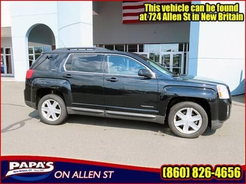 2012 GMC Terrain for sale at Papas Chrysler Dodge Jeep Ram in New Britain CT