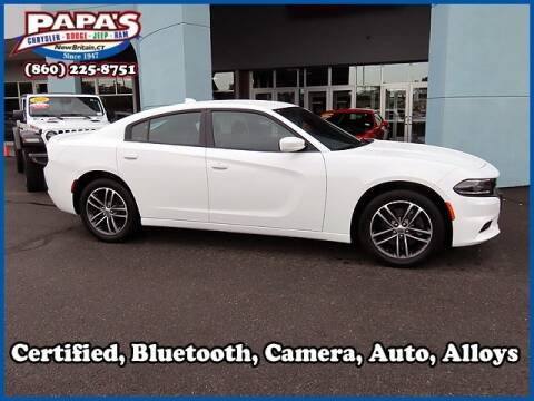 2019 Dodge Charger for sale at Papas Chrysler Dodge Jeep Ram in New Britain CT