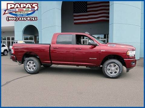 2020 RAM Ram Pickup 2500 for sale at Papas Chrysler Dodge Jeep Ram in New Britain CT