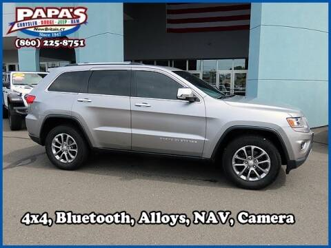 2014 Jeep Grand Cherokee for sale at Papas Chrysler Dodge Jeep Ram in New Britain CT