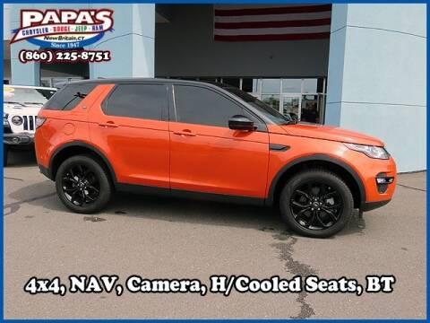 2017 Land Rover Discovery Sport for sale at Papas Chrysler Dodge Jeep Ram in New Britain CT