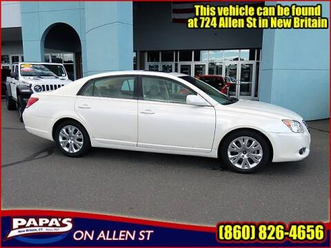 2010 Toyota Avalon for sale at Papas Chrysler Dodge Jeep Ram in New Britain CT