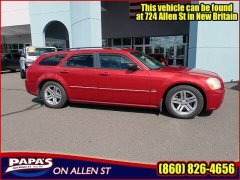 2005 Dodge Magnum for sale at Papas Chrysler Dodge Jeep Ram in New Britain CT
