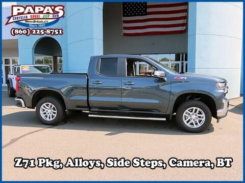 2019 Chevrolet Silverado 1500 for sale at Papas Chrysler Dodge Jeep Ram in New Britain CT