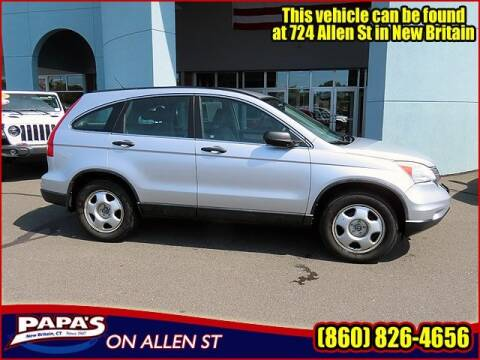 2010 Honda CR-V for sale at Papas Chrysler Dodge Jeep Ram in New Britain CT