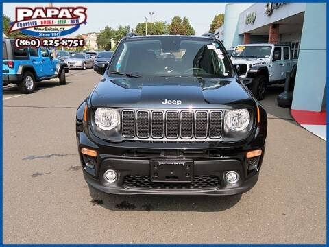 2020 Jeep Renegade for sale at Papas Chrysler Dodge Jeep Ram in New Britain CT