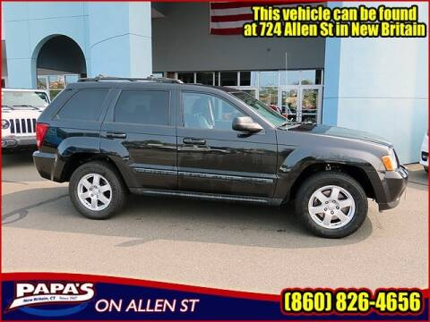 2009 Jeep Grand Cherokee for sale at Papas Chrysler Dodge Jeep Ram in New Britain CT