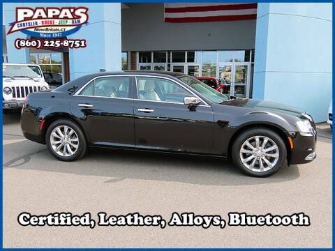 2018 Chrysler 300 for sale at Papas Chrysler Dodge Jeep Ram in New Britain CT