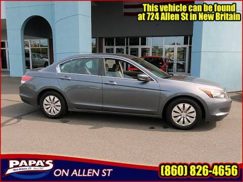 2010 Honda Accord for sale at Papas Chrysler Dodge Jeep Ram in New Britain CT
