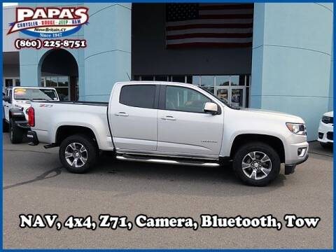 2017 Chevrolet Colorado for sale at Papas Chrysler Dodge Jeep Ram in New Britain CT