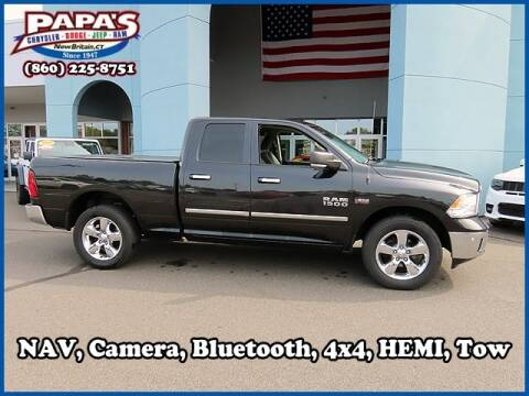 2015 RAM Ram Pickup 1500 for sale at Papas Chrysler Dodge Jeep Ram in New Britain CT