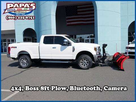 2019 Ford F-250 Super Duty for sale at Papas Chrysler Dodge Jeep Ram in New Britain CT