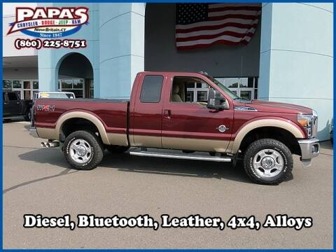 2011 Ford F-350 Super Duty for sale at Papas Chrysler Dodge Jeep Ram in New Britain CT
