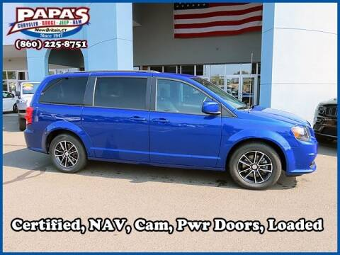 2019 Dodge Grand Caravan for sale at Papas Chrysler Dodge Jeep Ram in New Britain CT