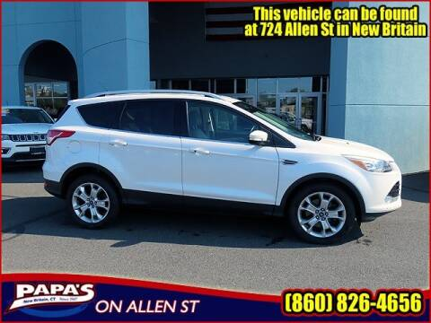 2014 Ford Escape for sale at Papas Chrysler Dodge Jeep Ram in New Britain CT
