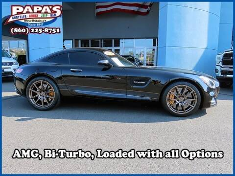 2016 Mercedes-Benz AMG GT for sale at Papas Chrysler Dodge Jeep Ram in New Britain CT