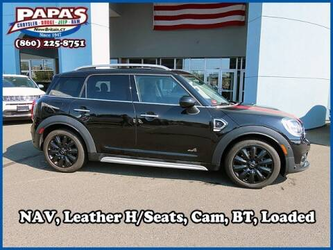 2018 MINI Countryman for sale at Papas Chrysler Dodge Jeep Ram in New Britain CT