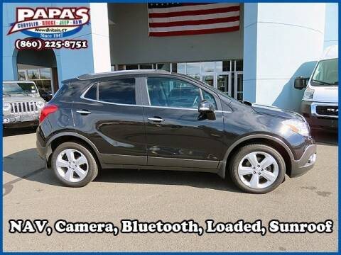 2015 Buick Encore for sale at Papas Chrysler Dodge Jeep Ram in New Britain CT