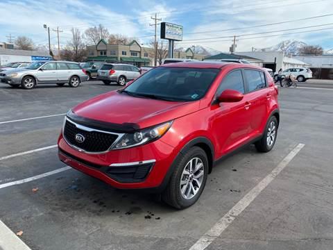 2014 Kia Sportage for sale at New Start Auto in Richardson TX
