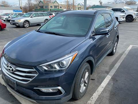 2018 Hyundai Santa Fe Sport for sale at New Start Auto in Richardson TX