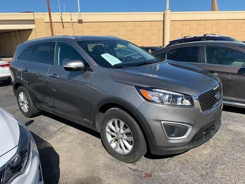 2016 Kia Sorento for sale at New Start Auto in Richardson TX
