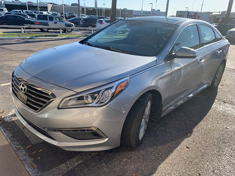 2015 Hyundai Sonata for sale at New Start Auto in Richardson TX