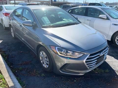 2017 Hyundai Elantra for sale at New Start Auto in Richardson TX