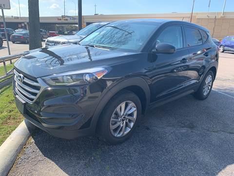 2017 Hyundai Tucson for sale at New Start Auto in Richardson TX